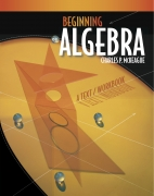 Beginning Algebra: A Text/Workbook, 8/e