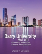 Barry MAT 091