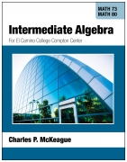 Compton Math 73/80: Intermediate Algebra