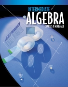Intermediate Algebra: A Text/Workbook, 8/e