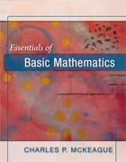 Essentials of Basic Mathematics