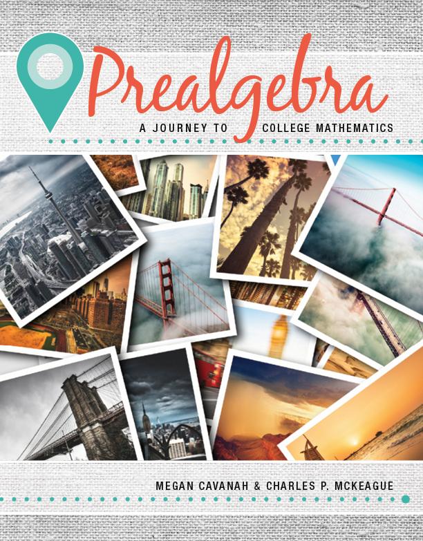 Prealgebra (MPA Cavanah/McKeague)