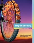 Trigonometry, 6/e