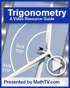 A Video Resource Guide for Trigonometry