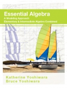 Essential Algebra: Volumes 1 & 2