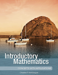Introductory Mathematics: Concepts with Applications